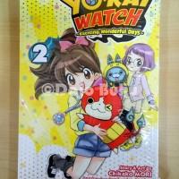 Komik Seri : Yo-kai Watch Exciting Wonderful Days (Chikako Mori0