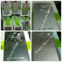Case Tpu Metal Black iPhone 5 / 5G / 5S / Dual Case