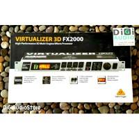 Behringer FX2000 ( FX 2000 ) Multi Effects Processors
