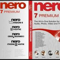 Software Burning Nero 7 Premium Edition Full