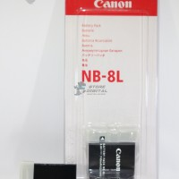 Battery Canon NB-8L For Canon Powershot A2200, A3000, A3100, A3300