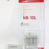 Battery Canon NB-10L For Canon SX40 HS, SX50 HS, G15, G16, G3 X, G1 X