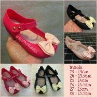 Mini Melissa / Melissa anak / Girl shoes / sepatu jelly shoes anak