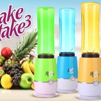 Jual Shake and Take Generasi 3 color warna / Blender Mini Murah