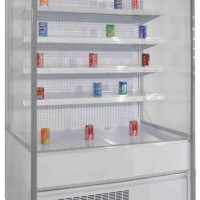 IRIS-125 MULTIDECK OPENED CHILLER (SELF CONTAINED /CHILLER TERBUKA