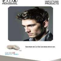 HAIR WAX/POMADE Fix Professional CLAY DOH LITE 80gram ORIGINAL 100%