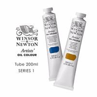 [Terlaris] Winsor & Newton Artist' Oil Colour Tube 200ml Series 1