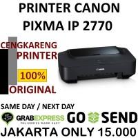 CANON IP2770 PIXMA PRINTER ip 2770 murah