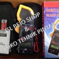 Tang Ampere Digital AC (Clamp Meter) DT266