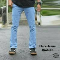 Jual Jeans cowok / ripped jeans / skinny jeans hitam pria / jeans slim fit Murah