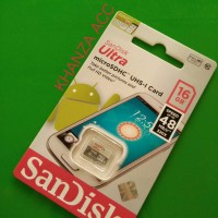 MICRO SD SANDISK ULTRA 16GB CLASS 10 48MB/S