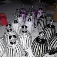 Lampu Gantung Kristal Modern