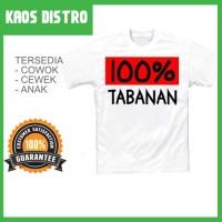 Kaos 100% TABANAN SV-TAB18