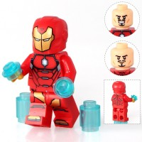 Iron Man XH545 Marvel Super Heroes Minifigure Brick Lego X0151