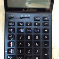 Calculator - Casio - JS-140