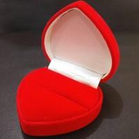 Jual Kotak cincin medium love Murah