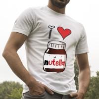 Jual Nutella T shirt Murah