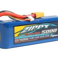 ZIPPY Flightmax 5000mAh 4S1P 30C With XT90 Batre Baterai Lipo