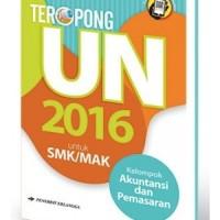 Buku Erlangga TEROPONG UN 2016 SMK AKUNTANSI PEMASARAN