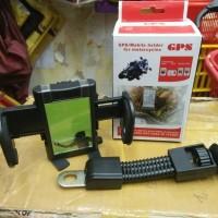 harga Gps Holder Hp / Handphone Spion Motor / Bracket Gojek Tokopedia.com