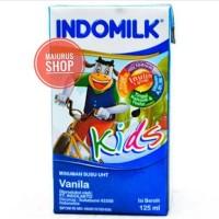 Susu Indomilk Kids Vanilla