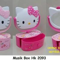 MUSIK BOX CERMIN HELLO KITTY 2093