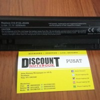 BATTERY DELL Latitude 2100, 2110, 2120, P02T (G038N) (6 CELL)