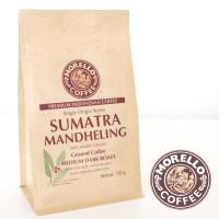Jual Morello Coffee/Sumatra Mandheling/arabica/premium/kopi bubuk/kopi biji Murah