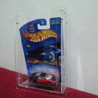 Hotwheels Bugatti Veyron 2003 First Edition incl. Premium Acrilyc case