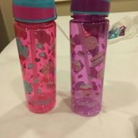 Botol minum Smiggle original ungu &pink