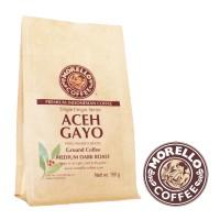 Jual Morello Coffee/ Aceh Gayo/ arabica/ premium/ kopi bubuk/ kopi biji Murah