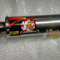 harga Knalpot Racing Byson/tiger/verza/megapro Kawahara Power Ride 2 Custom Tokopedia.com