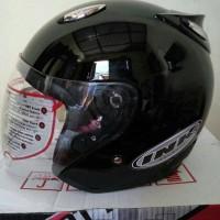 Jual helm basic model ink Centro hitam metalik Murah Kyt Mds Berkualitas Murah