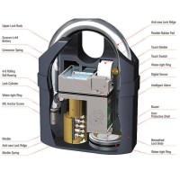 Jual Kinbar Gembok Motor Alarm Anti Maling / Lock Sirene Murah Murah