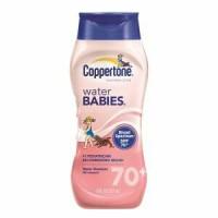 Coppertone Water Babies Sunscreen Lotion 70+ SPF (237ML) Original 100%