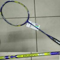Raket Badminton Yonex Duora 88 Blue - Original