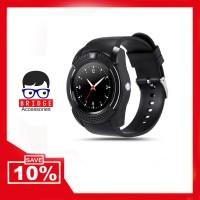 harga Smartwatch V8 / V8 Smart Watch With Bluetooth Sim Card & Memory Card Tokopedia.com