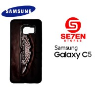Casing HP Samsung C5 aston martin logo Custom Hardcase Cover