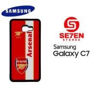 Casing HP Samsung C7 arsenal logo 2 Custom Hardcase Cover