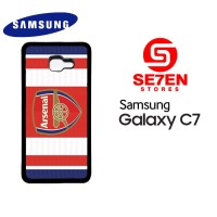 Casing HP Samsung C7 arsenal 8 Custom Hardcase Cover