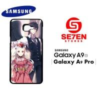 Casing HP Samsung A9 2016 A9 Pro Anime Zerochan Queen Custom Hardcase
