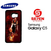 Casing HP Samsung C5 allen iverson 76ers Custom Hardcase Cover