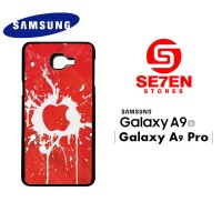 Casing HP Samsung A9 2016 A9 Pro Apple iPhone Custom Hardcase Cover