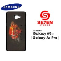 Casing HP Samsung A9 2016 A9 Pro Arsenal Wallpaper 33 Custom Hardcase