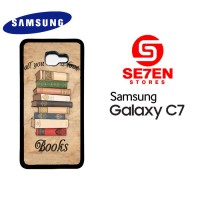 Casing HP Samsung C7 all you need book Custom Hardcase Cover