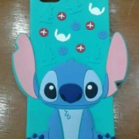 Samsung A3 2017 A320 Softcase Karakter Stitch Hp Samsung IPhone
