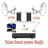 Paket Sound system Toa 1 Masjid