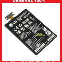Lg Nexus 4 E960 Bl-t5 2100mah Original Battery Batre Baterai 903735