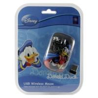 Mouse Wireless Gambar - Motif Kartun Disney Donald Super