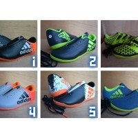 Sepatu adidas futsal / sepatu futsal adidas anak keren / semblegenjoy